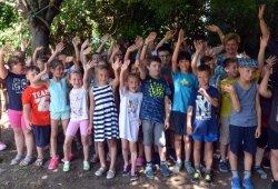 2017.07.10-14. - Bánhidai gyerkőc tábor